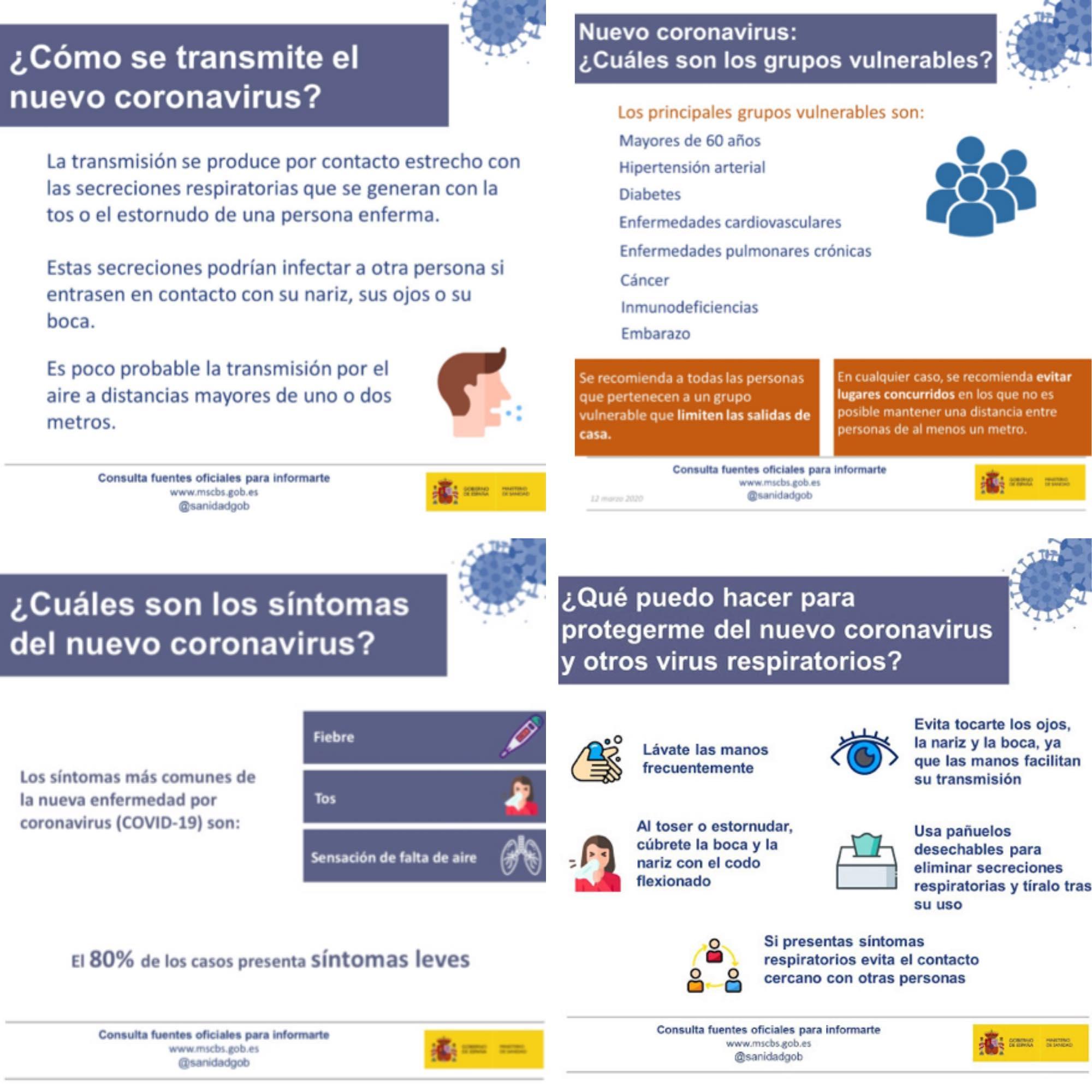 coronavirus y embarazo